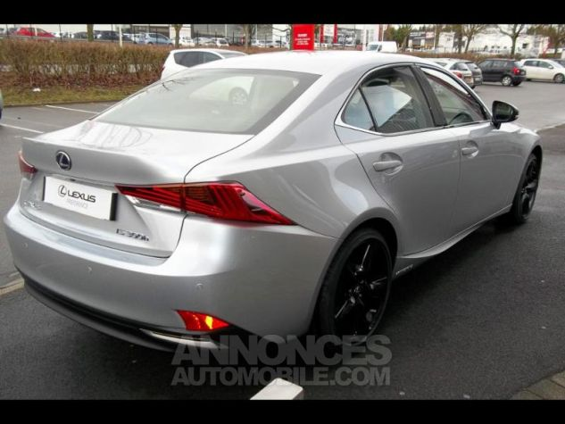 Lexus IS 300h Sport Edition GRIS PLATINE Occasion - 8