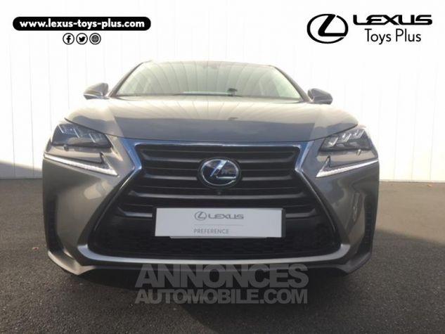 Lexus NX 300h 4WD Executive GRIS TITANE Occasion - 3