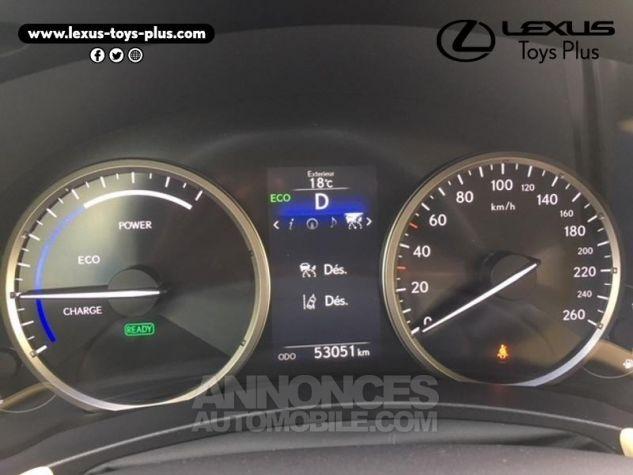 Lexus NX 300h 4WD Executive GRIS TITANE Occasion - 10