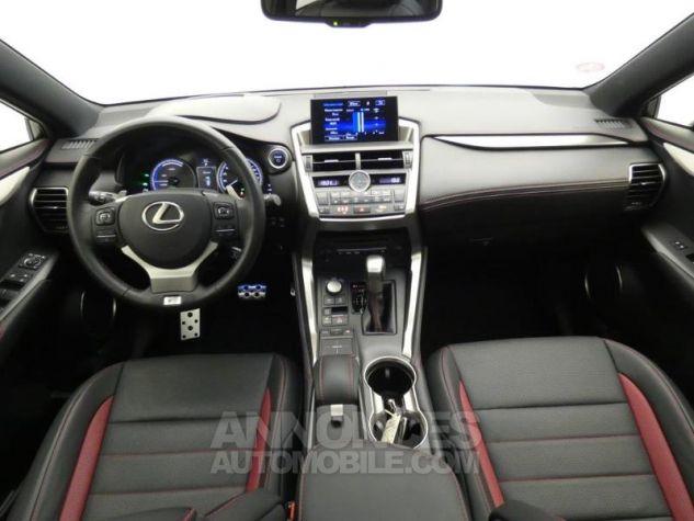 Lexus NX 300h 4WD F SPORT Gris Foncé Occasion - 2