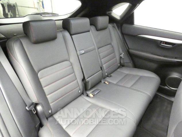 Lexus NX 300h 4WD F SPORT Gris Foncé Occasion - 19