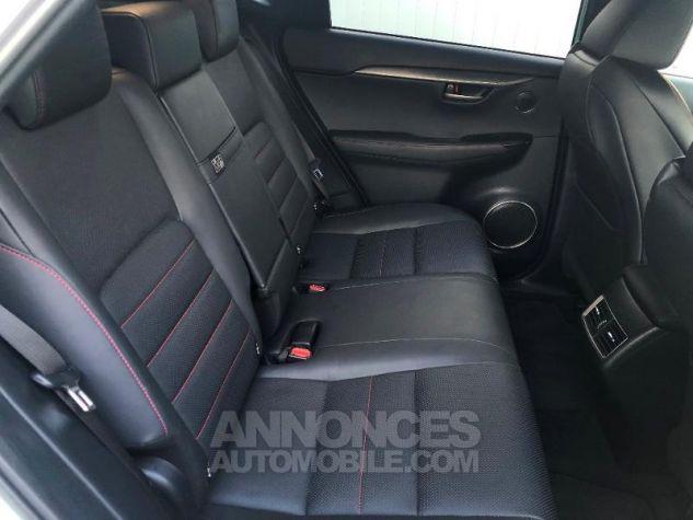 Lexus NX 300h 4WD F SPORT Blanc Occasion - 10