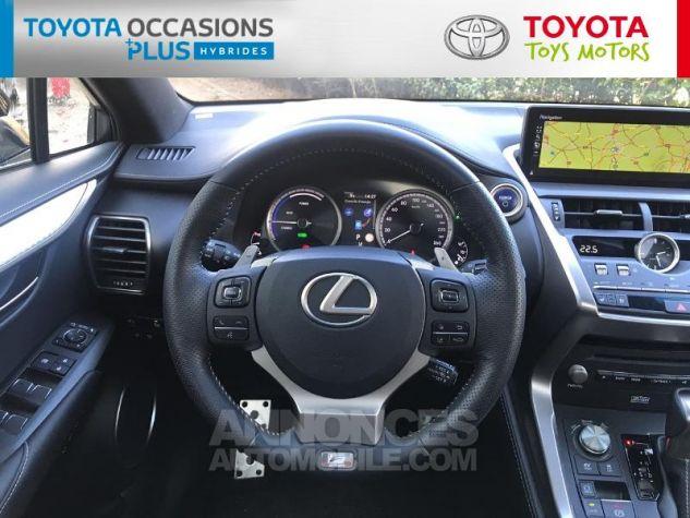 Lexus NX 300h 4WD F SPORT Executive Euro6d-T Bordeaux Métal Occasion - 5