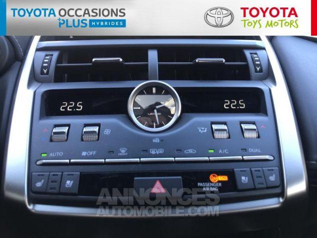 Lexus NX 300h 4WD F SPORT Executive Euro6d-T Bordeaux Métal Occasion - 10