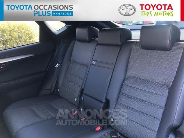 Lexus NX 300h 4WD F SPORT Executive Euro6d-T Bordeaux Métal Occasion - 13