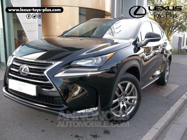 Lexus NX 300h 4WD Luxe NOIR EBENE Occasion - 0