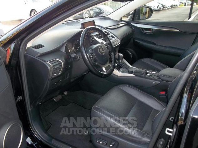 Lexus NX 300h 4WD Luxe NOIR EBENE Occasion - 2