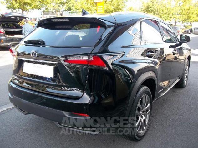 Lexus NX 300h 4WD Luxe NOIR EBENE Occasion - 5