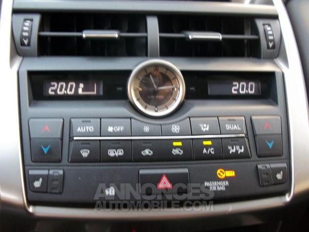Lexus NX 300h 4WD Luxe NOIR EBENE Occasion - 8