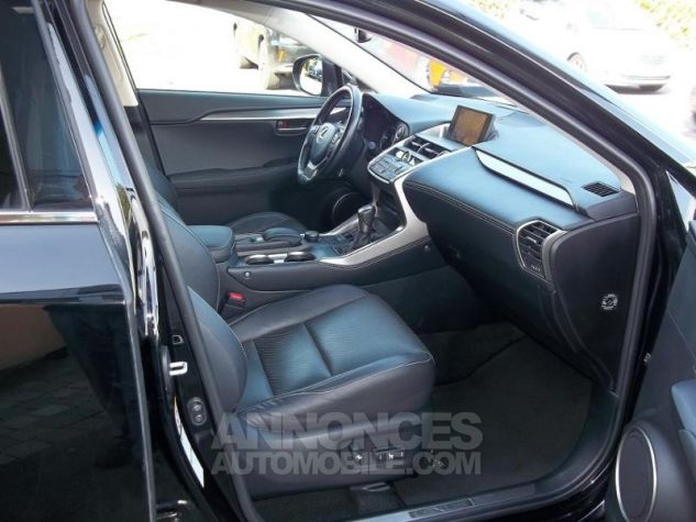 Lexus NX 300h 4WD Luxe NOIR EBENE Occasion - 14