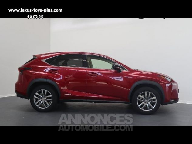 Lexus NX 300h 4WD Luxe ROUGE CRISTAL Occasion - 3