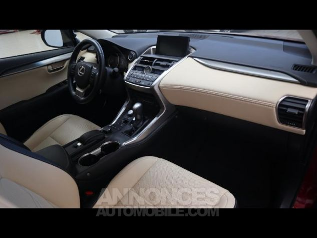 Lexus NX 300h 4WD Luxe ROUGE CRISTAL Occasion - 6