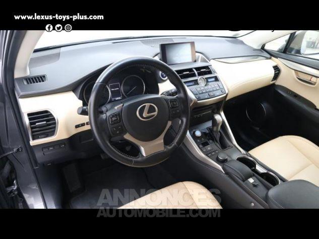 Lexus NX 300h 4WD Luxe GRIS MERCURE Occasion - 6