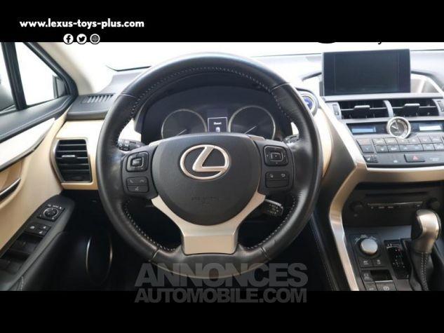 Lexus NX 300h 4WD Luxe GRIS MERCURE Occasion - 9