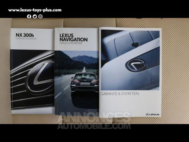 Lexus NX 300h 4WD Luxe GRIS MERCURE Occasion - 14