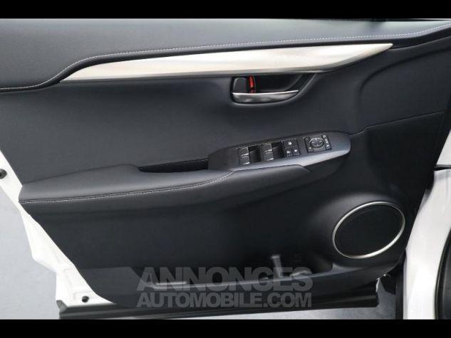 Lexus NX 300h 4WD Luxe Euro6d-T BLANC ARCTIQUE Occasion - 9