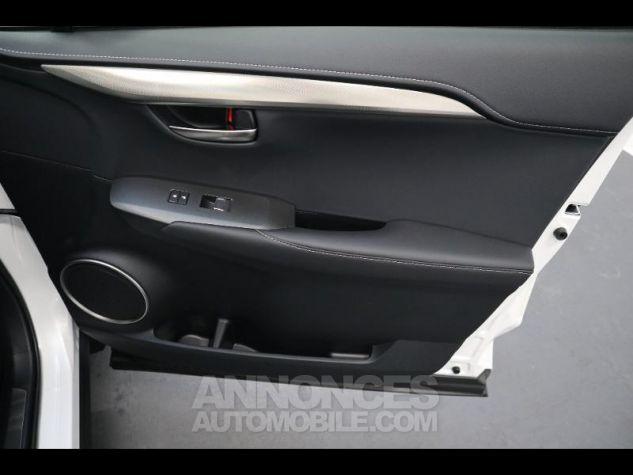 Lexus NX 300h 4WD Luxe Euro6d-T BLANC ARCTIQUE Occasion - 16