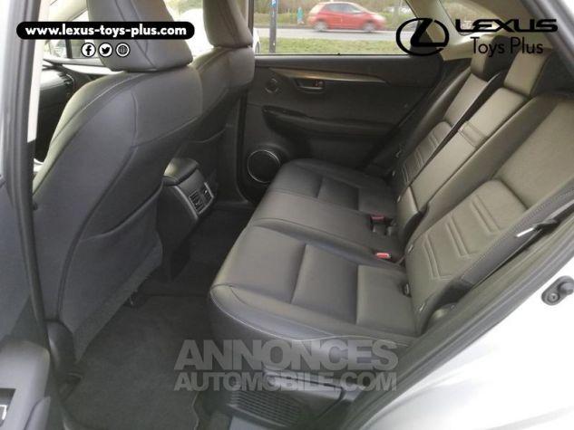 Lexus NX 300h 4WD Luxe Euro6d-T Gris Platine Occasion - 3