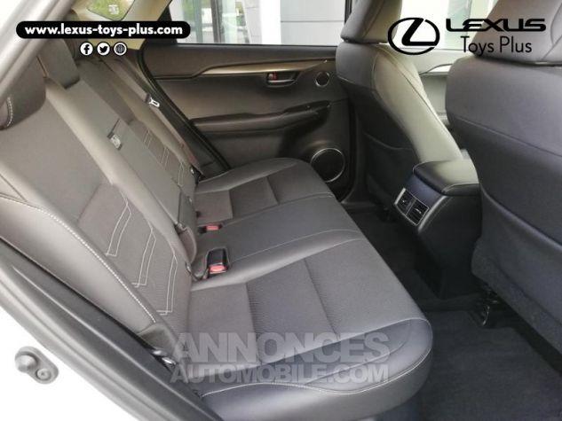 Lexus NX 300h 4WD Luxe Euro6d-T Gris Platine Occasion - 4