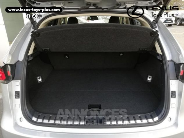 Lexus NX 300h 4WD Luxe Euro6d-T Gris Platine Occasion - 5
