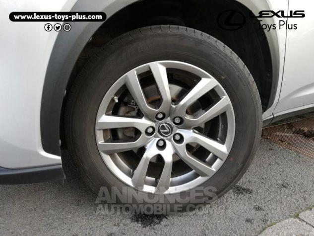 Lexus NX 300h 4WD Luxe Euro6d-T Gris Platine Occasion - 7
