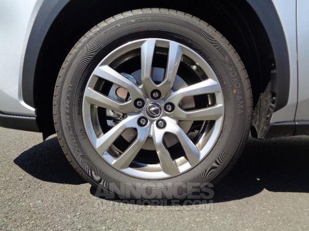 Lexus NX 300H HYBRIDE 4WD MC PACK BUSINESS 18 GRIS PLATINE Occasion - 3