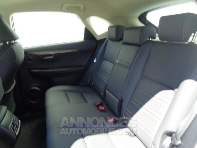 Lexus NX 300H HYBRIDE 4WD MC PACK BUSINESS 18 GRIS PLATINE Occasion - 8