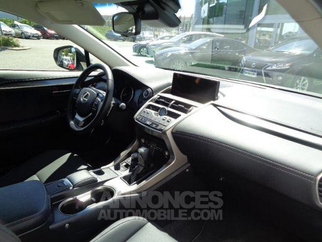 Lexus NX 300H HYBRIDE 4WD MC PACK BUSINESS 18 GRIS PLATINE Occasion - 11