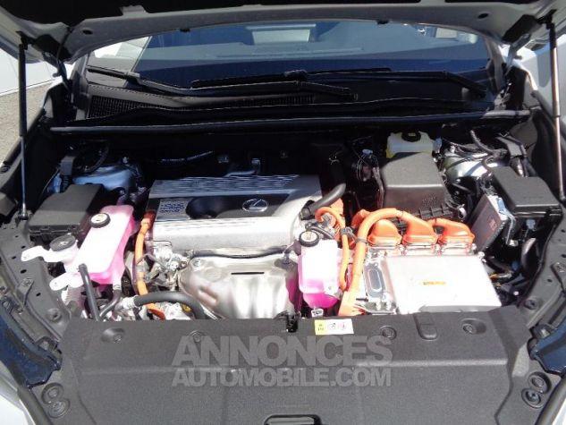 Lexus NX 300H HYBRIDE 4WD MC PACK BUSINESS 18 GRIS PLATINE Occasion - 12