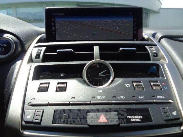 Lexus NX 300H HYBRIDE 4WD MC PACK BUSINESS 18 GRIS PLATINE Occasion - 14