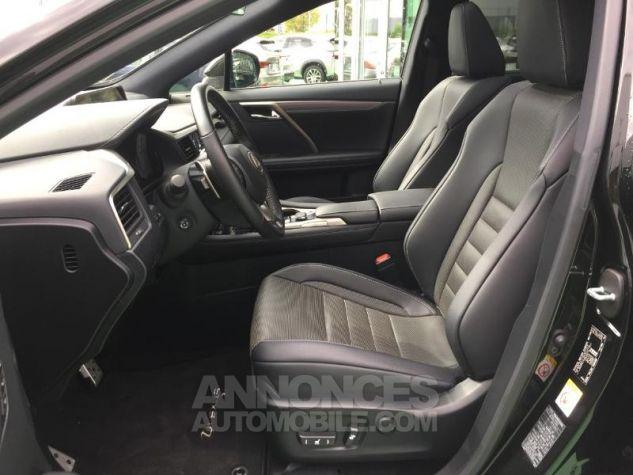 Lexus RX 450h 4WD F SPORT Euro6d-T NOIR GRAPHITE Occasion - 3