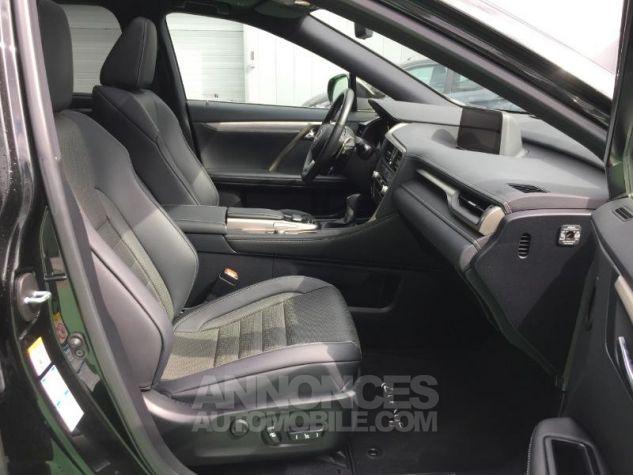 Lexus RX 450h 4WD F SPORT Euro6d-T NOIR GRAPHITE Occasion - 4