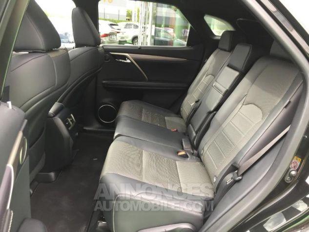 Lexus RX 450h 4WD F SPORT Euro6d-T NOIR GRAPHITE Occasion - 5