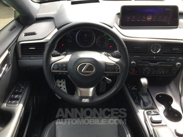 Lexus RX 450h 4WD F SPORT Euro6d-T NOIR GRAPHITE Occasion - 9