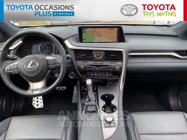 Lexus RX 450h 4WD F SPORT Executive GRIS C Occasion - 7