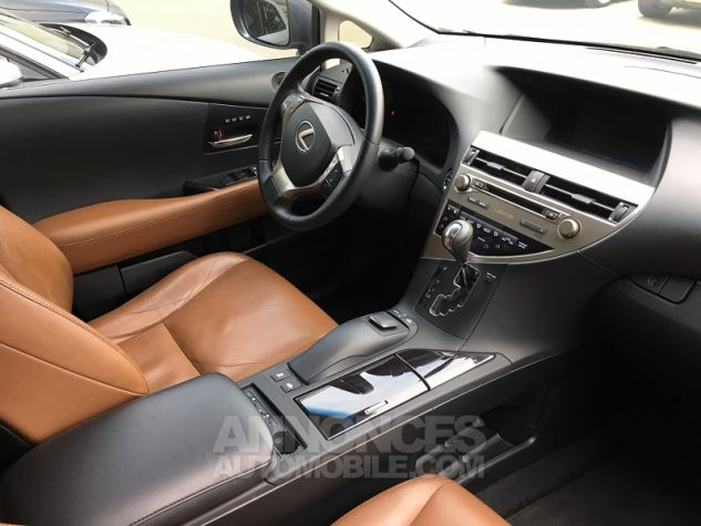 Lexus RX 450H 4WD LUXE GRIS Occasion - 4
