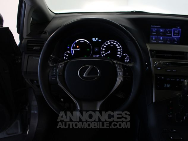 Lexus RX 450H 4WD LUXE GRIS Occasion - 11