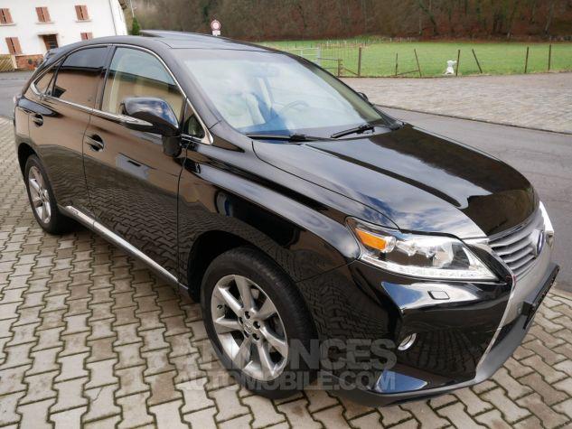Lexus RX 450h 4WD Série limitée Design, LED, KEYLESS, CAMERA noir métallisé Occasion - 2