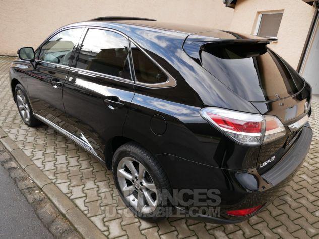 Lexus RX 450h 4WD Série limitée Design, LED, KEYLESS, CAMERA noir métallisé Occasion - 4