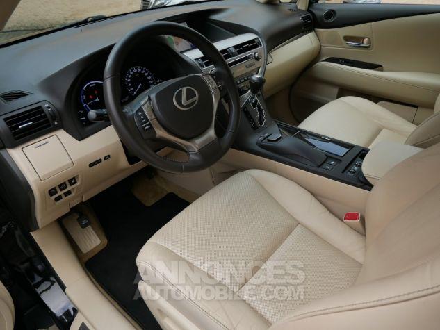 Lexus RX 450h 4WD Série limitée Design, LED, KEYLESS, CAMERA noir métallisé Occasion - 5