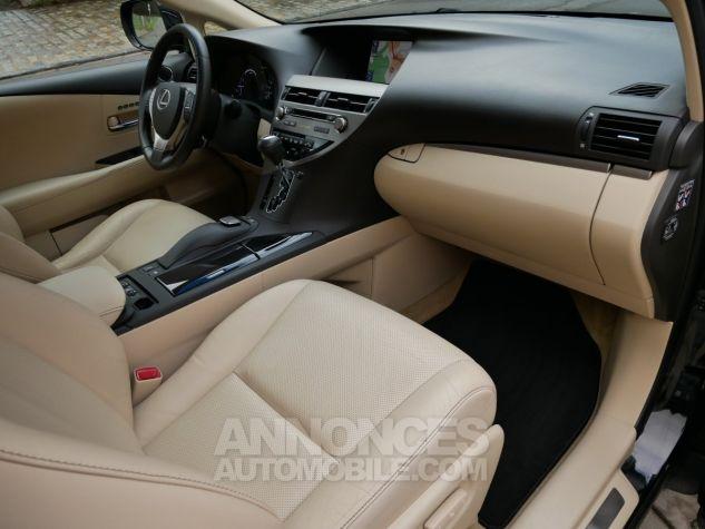 Lexus RX 450h 4WD Série limitée Design, LED, KEYLESS, CAMERA noir métallisé Occasion - 6