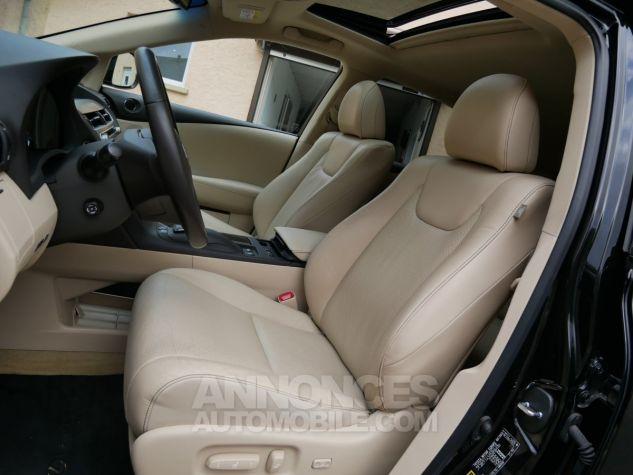 Lexus RX 450h 4WD Série limitée Design, LED, KEYLESS, CAMERA noir métallisé Occasion - 7