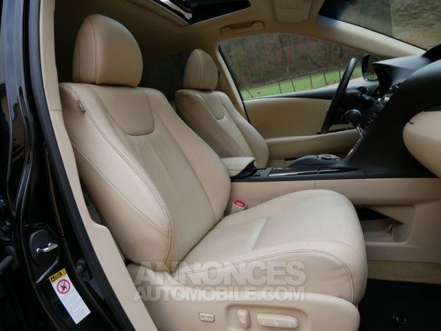 Lexus RX 450h 4WD Série limitée Design, LED, KEYLESS, CAMERA noir métallisé Occasion - 9