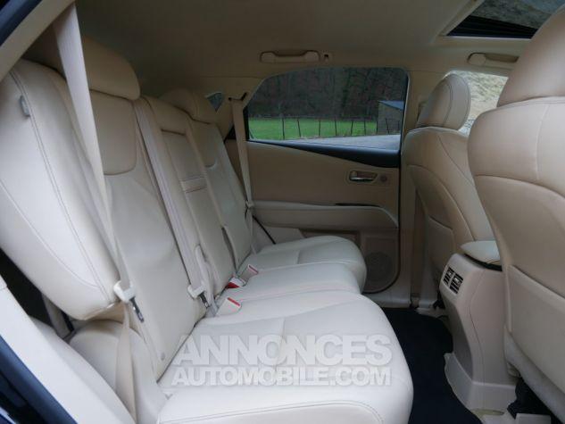 Lexus RX 450h 4WD Série limitée Design, LED, KEYLESS, CAMERA noir métallisé Occasion - 10