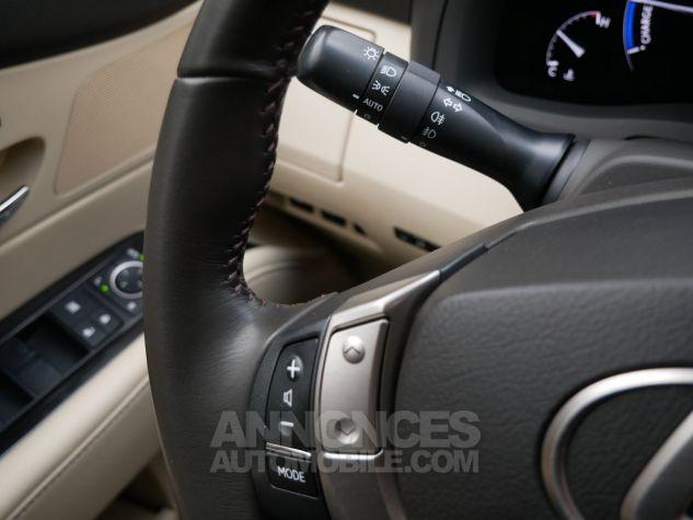 Lexus RX 450h 4WD Série limitée Design, LED, KEYLESS, CAMERA noir métallisé Occasion - 14