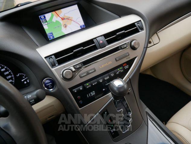 Lexus RX 450h 4WD Série limitée Design, LED, KEYLESS, CAMERA noir métallisé Occasion - 17