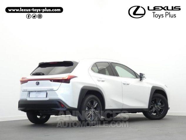 Lexus UX 250h 2WD Luxe BLANC ARCTIQUE Occasion - 1