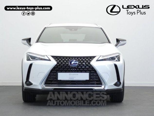 Lexus UX 250h 2WD Luxe BLANC ARCTIQUE Occasion - 3