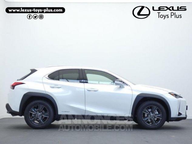 Lexus UX 250h 2WD Luxe BLANC ARCTIQUE Occasion - 4