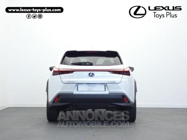 Lexus UX 250h 2WD Luxe BLANC ARCTIQUE Occasion - 5